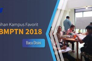 Kampus Favorit Di SBMPTN 2018