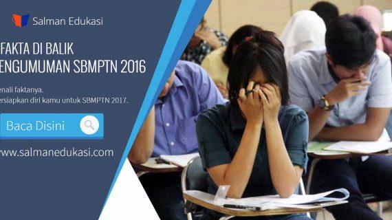 5 Fakta Pengumuman SBMPTN 2016 Yang Baiknya Kamu Tahu Sekarang