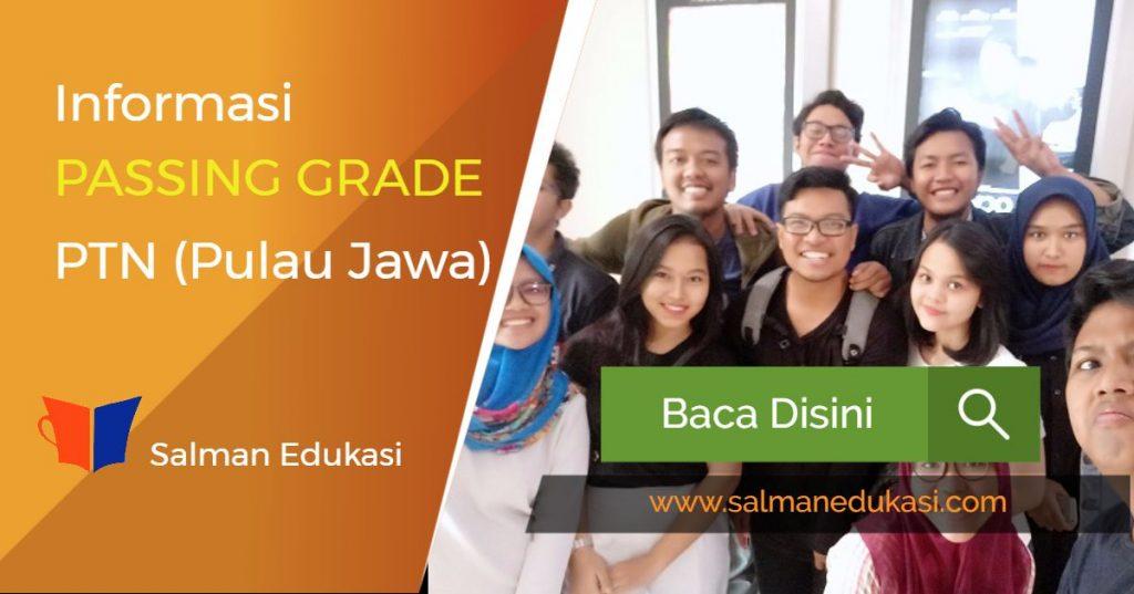 Informasi passing grade