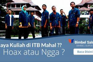 biaya kuliah di ITB