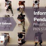 Informasi Jadwal dan Pendaftaran SPMB PKN STAN 2018