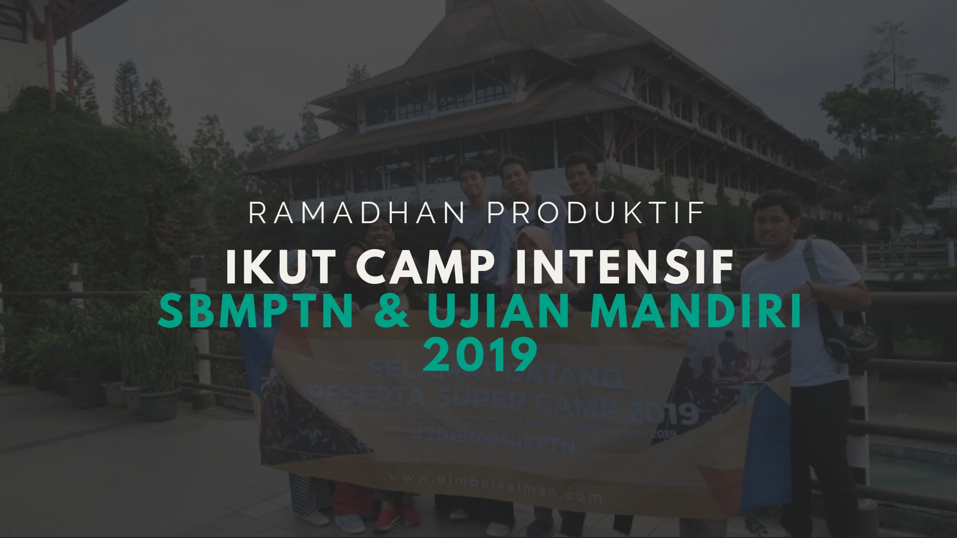 camp ramadhan intensif PTN