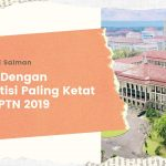 20 Kampus Paling Ketat Persaingannya di SBMPTN 2019