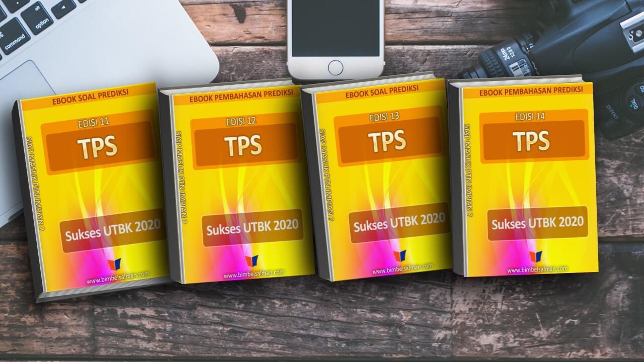 Mock up soal tps edisi 9 - 16 2