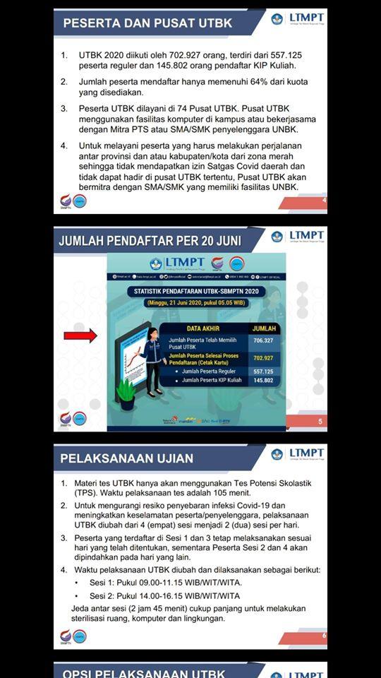 Info UTBK 2