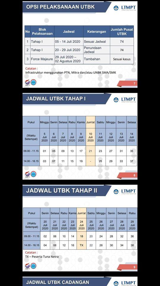 Info UTBK 3