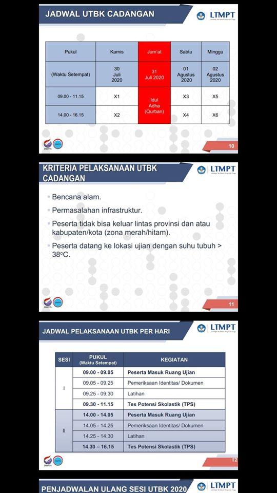 Info UTBK 4