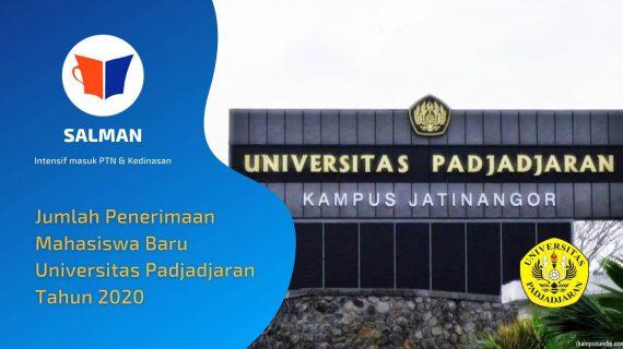 Penerimaan Mahasiswa Baru Universitas Padjajaran ( Unpad ) 2020
