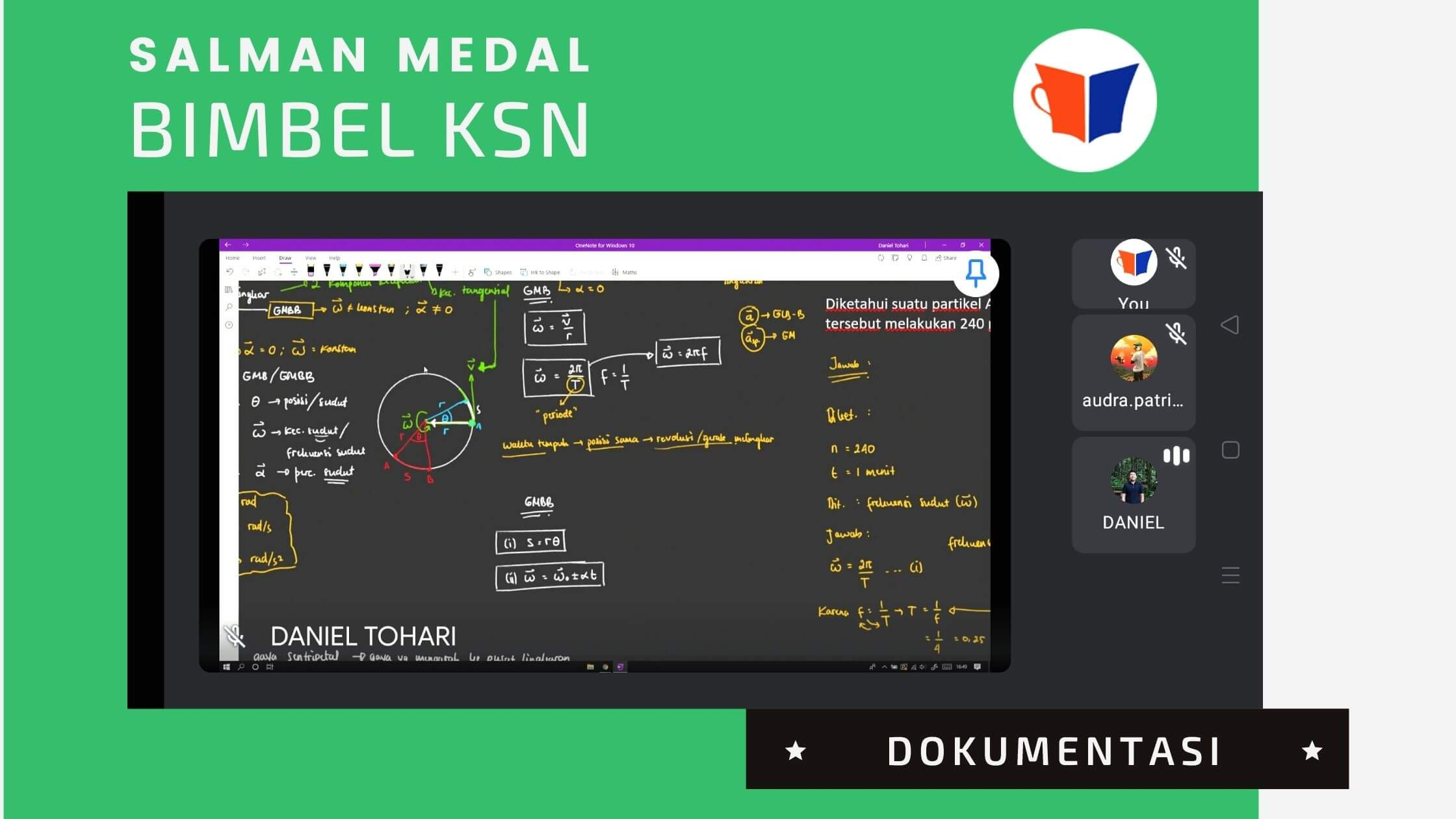 Daniel & Audra KSN SMP Fisika (1)